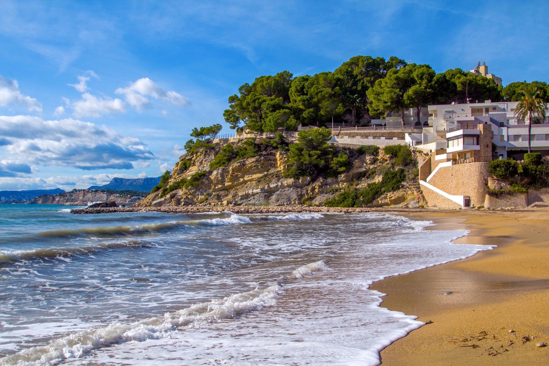 El Portet Beach - Moraira