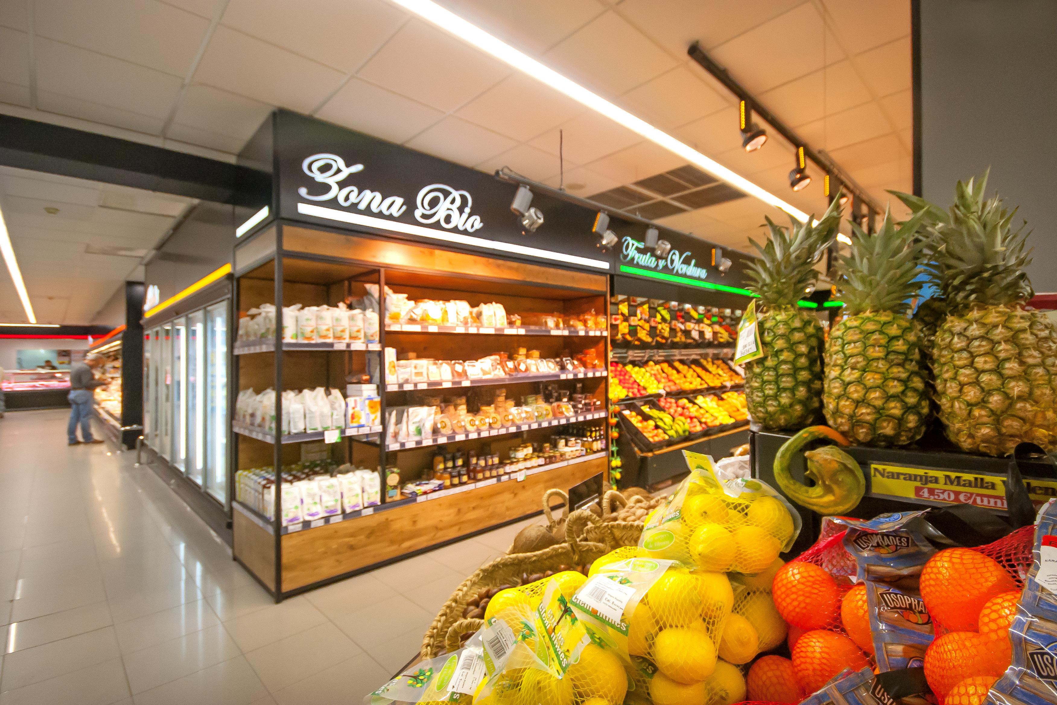 Pepe La Sal Supermarket - Moraira