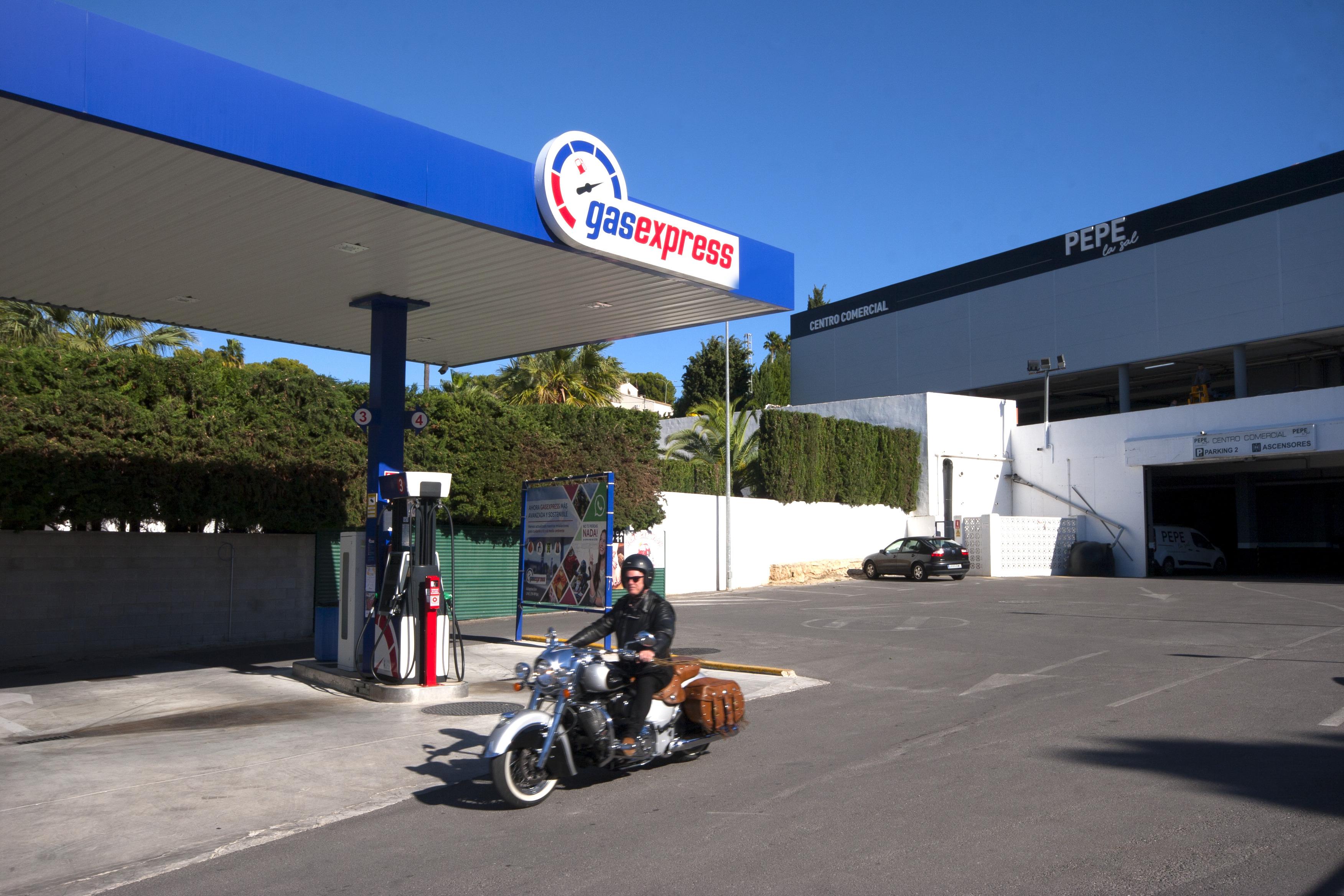 Petrol Station in San Jaime - Moraira