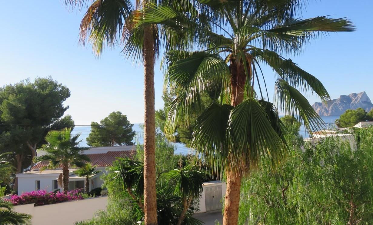 Sea View Villa for sale Cap Blanc Moraira
