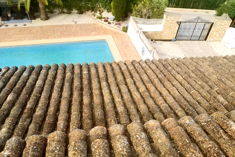 Roof Waterproofing in Moraira