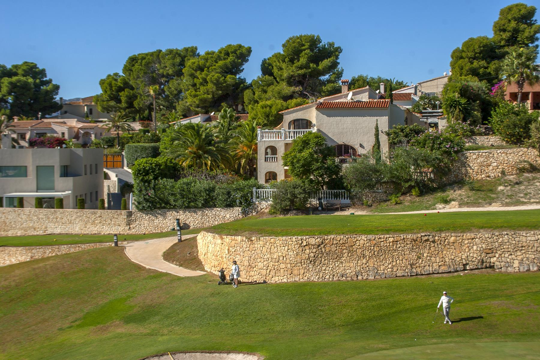 San Jaime Golf Course, nearby Cap Blanc area of Moraira